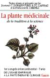 Couverture du livre : La plante médicinale  (Jean-Claude Lapraz et al).
